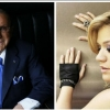 Clive Davis and Kelly Clarkson